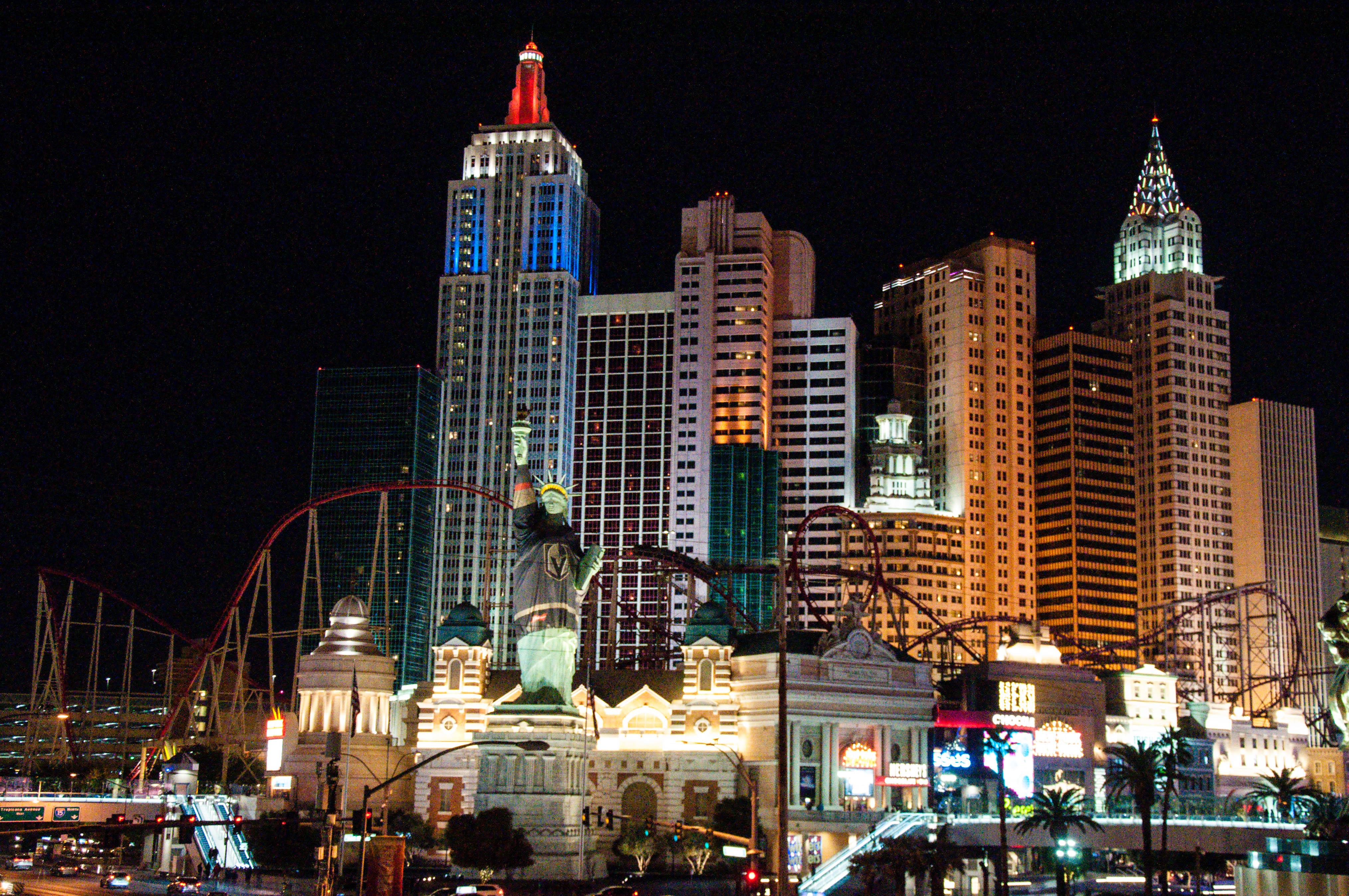 Wie GroГџ Ist Las Vegas